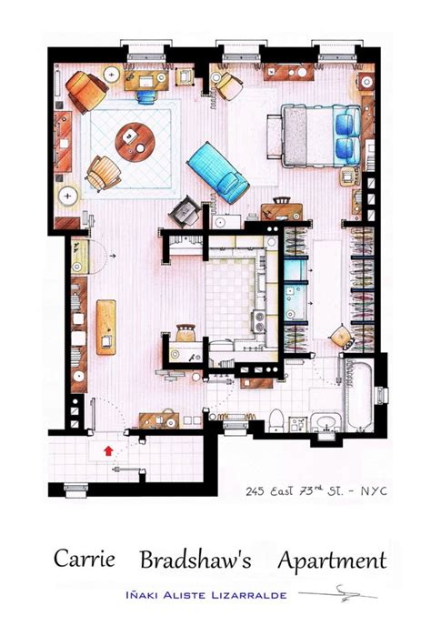 Apartment Design Shows Bachelor Apartment Blueprints Home Interior Design