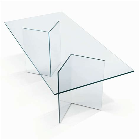 glass dining tonelli bacco glass dining table klarity glass furniture