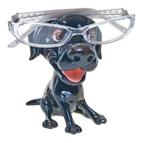 black lab eyeglass holder