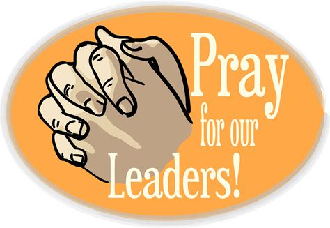 prayer for church leaders scripture