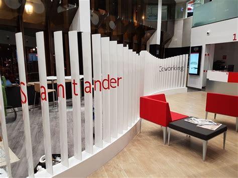 oficina banco santander barcelona santander impulsa espacios de coworking en sus oficinas