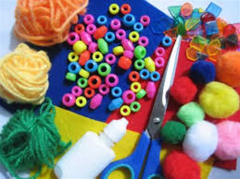 images of crafts arts and craft sessions at high heaton tuesdays