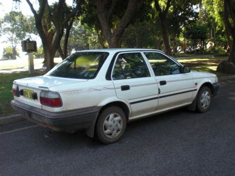 toyota corolla 1993 model for sale 1993 used toyota corolla sedan car sales brisbane qld