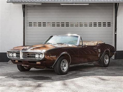 Pontiac Firebird Years by Pontiac Firebird Convertible Model Year 1967