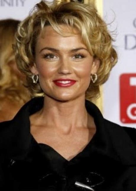 hairstyles for women over 50 with wavy hair short wavy hairstyles for women over 50