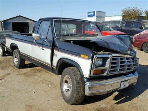 how to work on cars 1986 ford e series auto manual auto auction ended on vin 1ftef15n4gnb34263 1986 ford f150 in sc greer