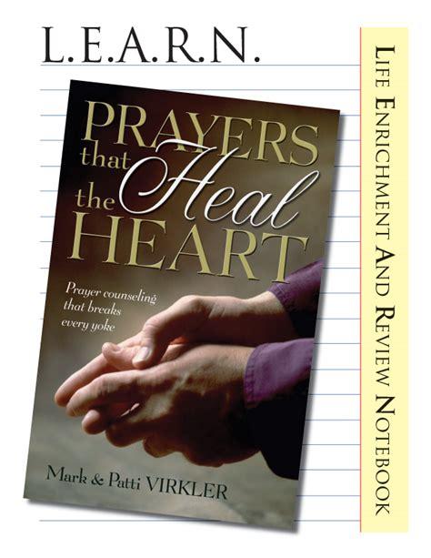 Learn Prayers That Heal The Heart