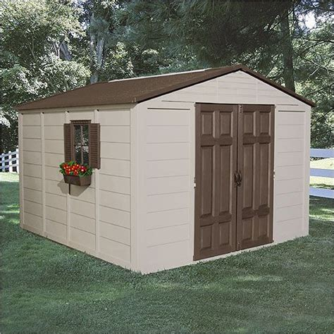Best Vinyl Sheds by Best 10 Plastic Sheds Ideas On Lean Project