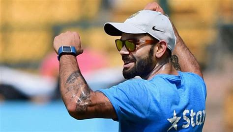 virat kohli tattoo revealed virat kohli reveals the number of tattoos on his