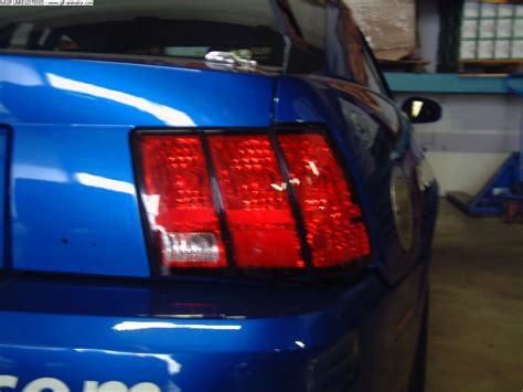 03 mustang sequential tail lights ford mustang 11b005 mrt plug play sequential tail lights
