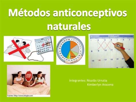 planificacion familiar metodos anticonceptivos naturales metodos anticonceptivos naturales