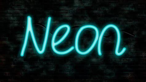 neon sign tutorial photoshop cs5 photoshop crea un texto de neon tutorial youtube