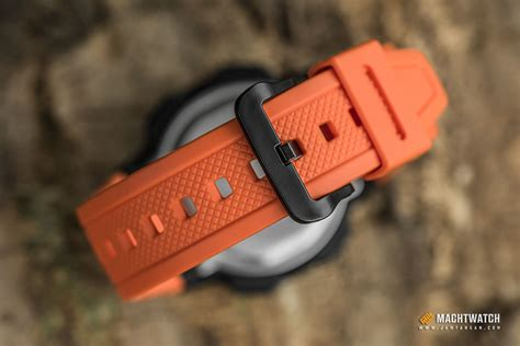 Casio Pria Ae 1000w 4bvdf Orange by Casio Ae 1000w 4bvdf 10 Year Battery Water Resistance