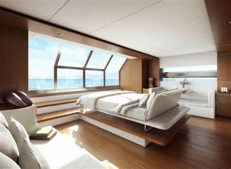 Yacht De Luxe Interieur Chambre by Deco Chambre Yacht
