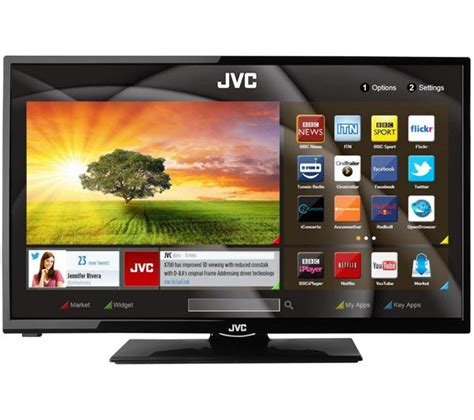 Tv Led Juc 15 buy jvc lt 32c740 smart 32 led tv free delivery currys
