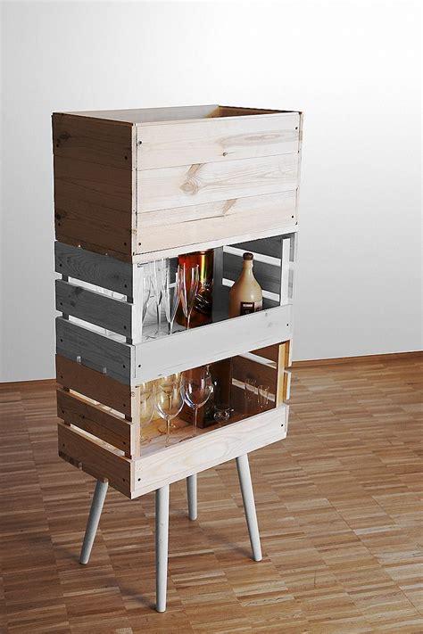decorar hogar muebles decora tu hogar con cajas recicladas