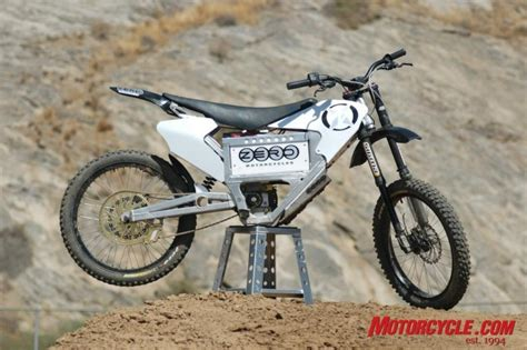 Church Of MO   2008 Zero X Electric Motorcycle Review