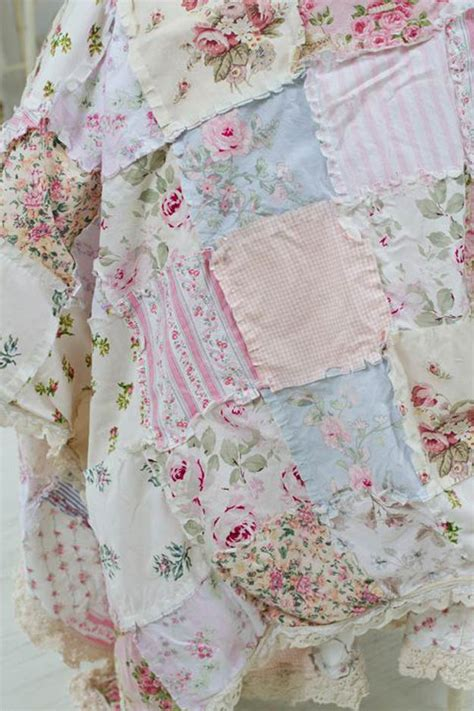 Shabby Chic Patchwork - 12 diy shabby chic bedding ideas diy ready