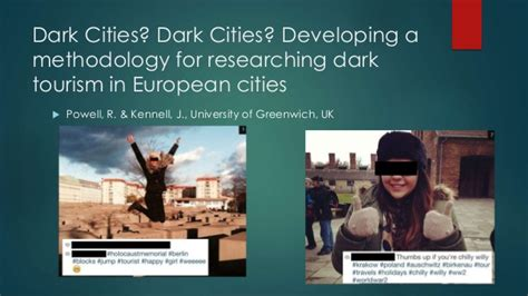 Mba 6340 1003 Lecture by Cities Tourism In European Cities