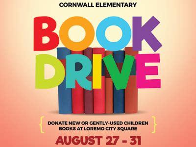 Book Drive Flyer Templates By Kinzi Wij Dribbble Dribbble Book Donation Template