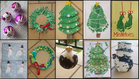 diy christmas crafts for kids easy craft projects for