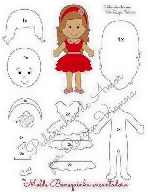 felt dress up doll template 1000 ideas about felt doll patterns on felt