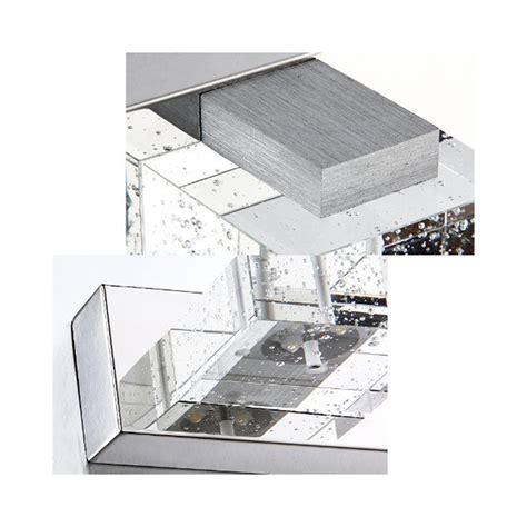apliques espejo aplique led espejo 9w cristal