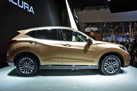 suv acura acura cdx small suv debuts in china based on honda hr v