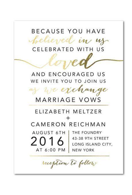 Wedding Invitation Verbiage