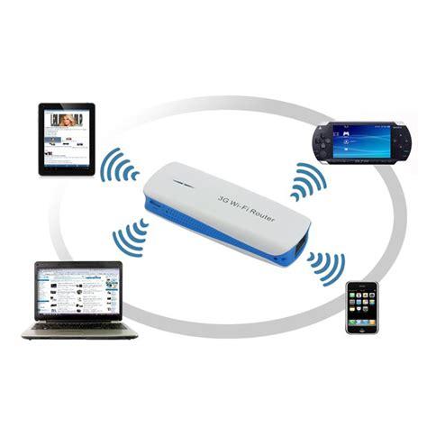 Usb Wifi Hotspot 1800mah Portable Mini 3g Router Hotspot Wifi Ap Usb Power