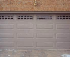 chi raised panel garage door ancro