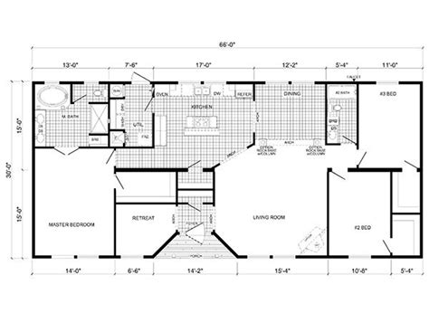 deer valley mobile home floor plans 2783 best images about mobile makeovers on pinterest