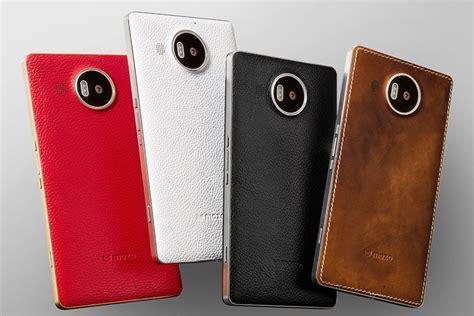 Soket Lu Fitting Lu Mio Soul Gt test mozo leder cover f 252 r das lumia 950 xl windowsunited