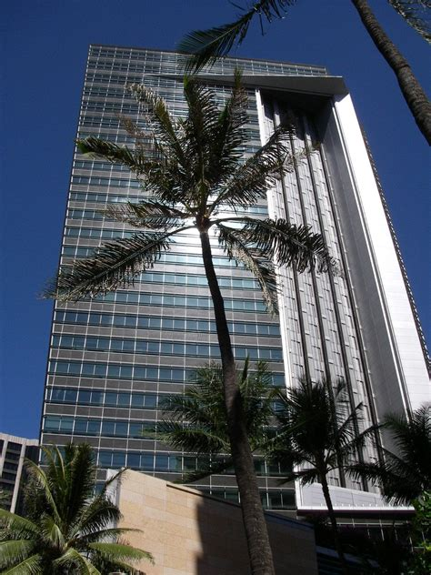 Post Office Waikiki by Strong For Hawai I Bank Employees Not Shareholders