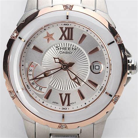 Casio Sheen She 4505sg 7a by Casio Sheen She 4505sg 7a купить часы в в официальном