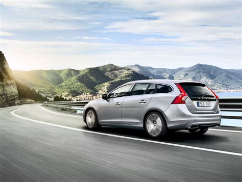 volvo wagon volvo v60 sports wagon 2014 cartype