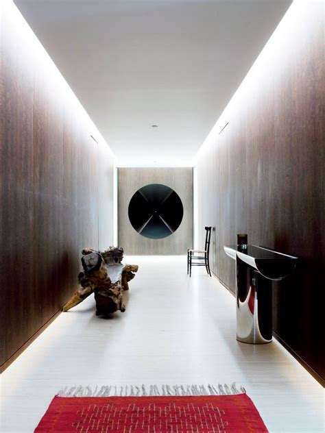 Perry Interiors by George Yabu And Glenn Pushelberg Apartment In New York