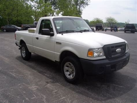 Joint Ford Ranger 30 2wd find used 2008 ford ranger xl reg cab 2wd 3 0l v6 auto trans one owner fleet maintained in