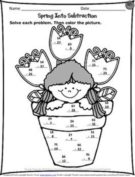 easter coloring pages for 2nd grade free pop math coloring sheet for to