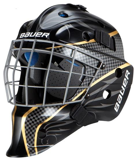 Design Hockey Goalie Helmet | bauer nme 5 designs hockey goalie mask sr goalie masks