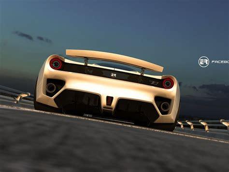 american supercar er  rear   car  fun muscle cars  power cars