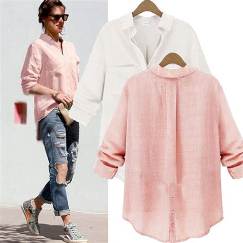 Baju Top Blouse Model Casual Style Impor 8 uk 8 24 v necl plain casual sleeve blouse