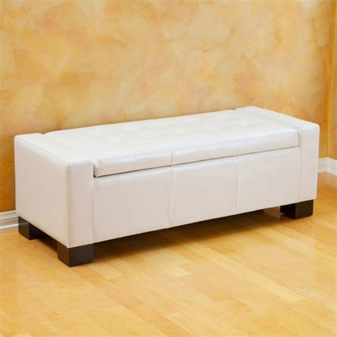 Noble House Chelsea Storage Ottoman 490962 L Jpg