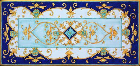 tavoli pietra lavica ceramiche vietri it tavoli in pietra lavica maiolicata