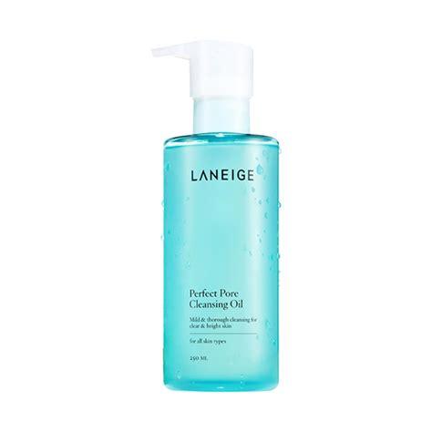 Pembersih Muka Laneige skincare cleansing pore cleansing laneige sg