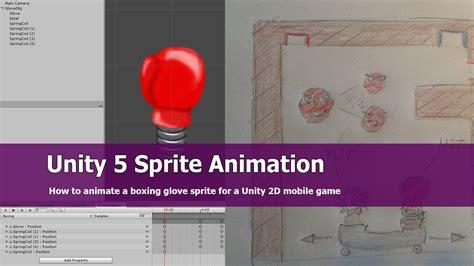 unity tutorial object unity 2d multiple sprite animation tutorial jayanam