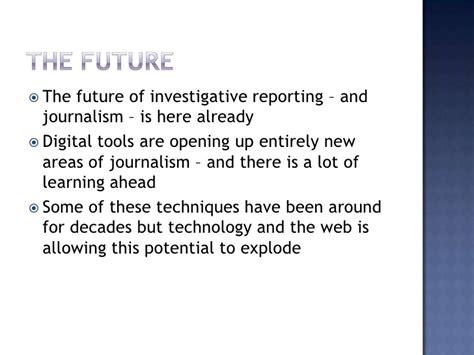 Investigative Journalism by Investigative Journalism