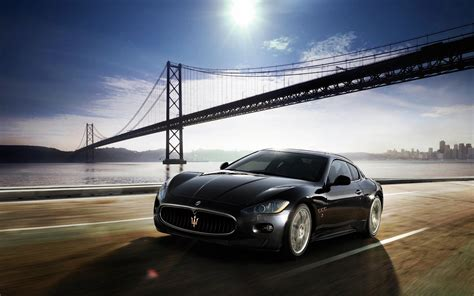 maserati wallpaper maserati granturismo wallpapers hd wallpapers id 10592
