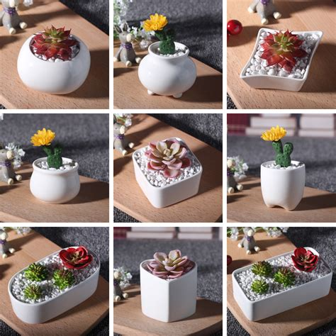 Cheap Planters Get Cheap Colorful Ceramic Planters Aliexpress