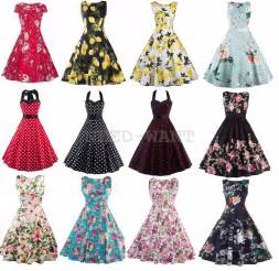 60s swing dress s 1950s 60s vintage floral style rockabilly cocktail